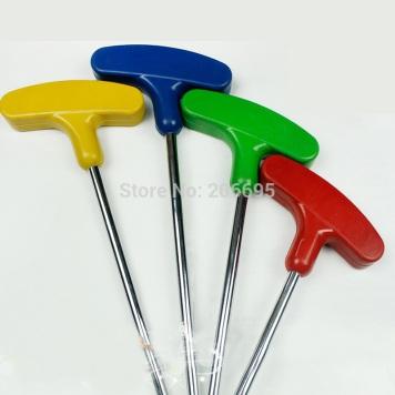 -font-b-Golf-b-font-colorful-Kids-Putter-font-b-Club-b-font-Steel-Shaft